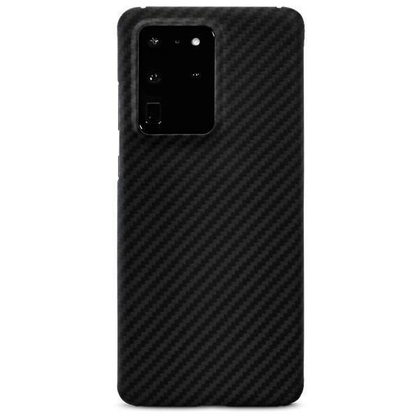 AraMag Case for Samsung Galaxy S20 Ultra 5G Case Pur Carbon