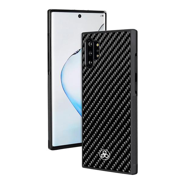 Real Carbon Fiber Samsung Galaxy Note 10 Plus Phone Case Pur Carbon