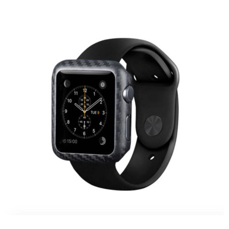 Carbon Fiber Apple Watch Case
