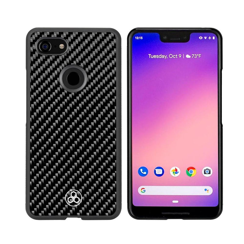 Google Pixel 3 XL Real Carbon Fiber Case | XGrip Series