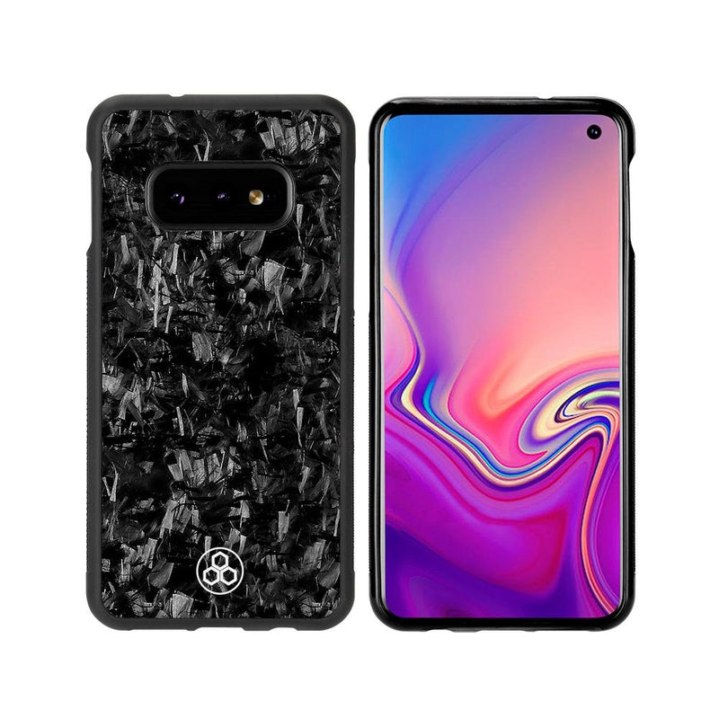 Pur Carbon Samsung S10e Forged Carbon Fiber Case