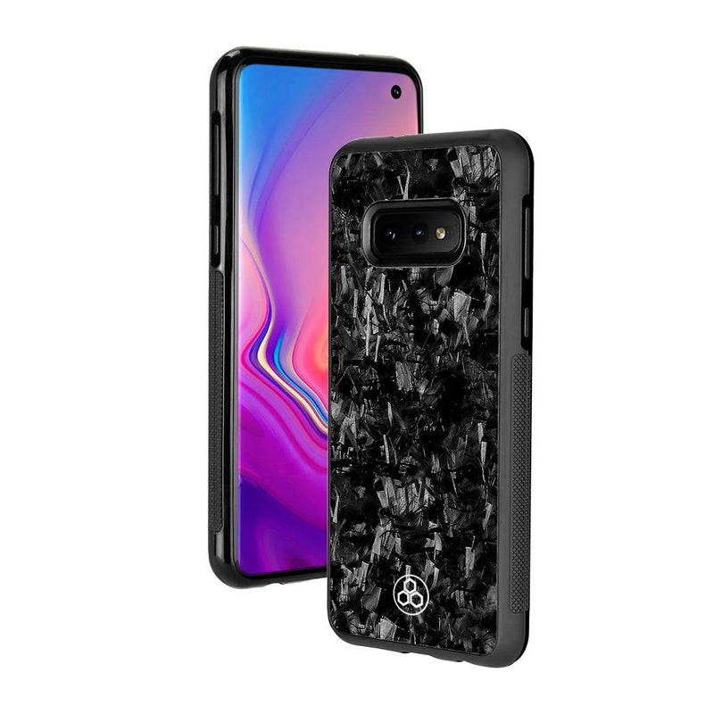 Galaxy S10e Forged Carbon Fiber Case Pur Carbon