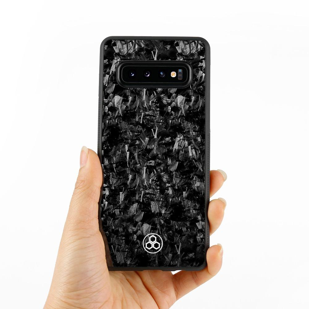 Samsung S10 Real Forged Carbon Fiber Phone Case | PurSHOCK GRIP Pur Carbon