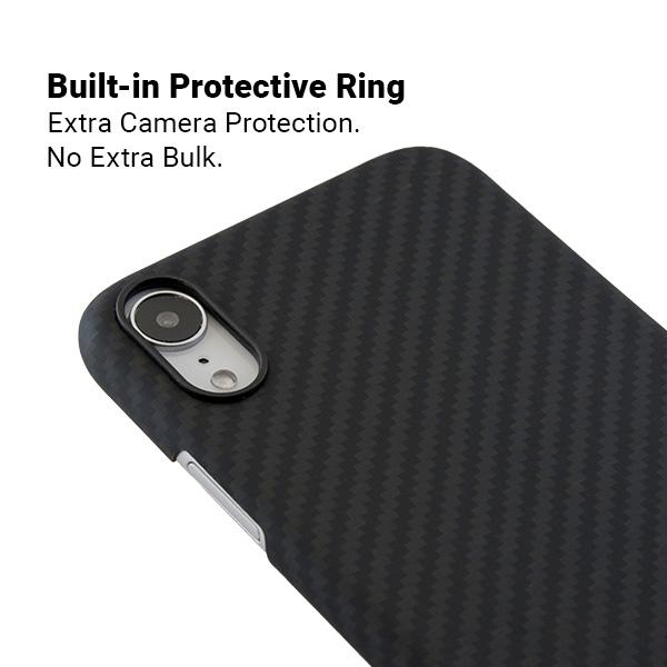 AraMag Case for iPhone XR Case Pur Carbon