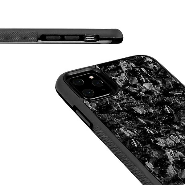 iPhone 11 Pro Max Real Forged Carbon Fiber Phone Case | PURSHOCK 2.0