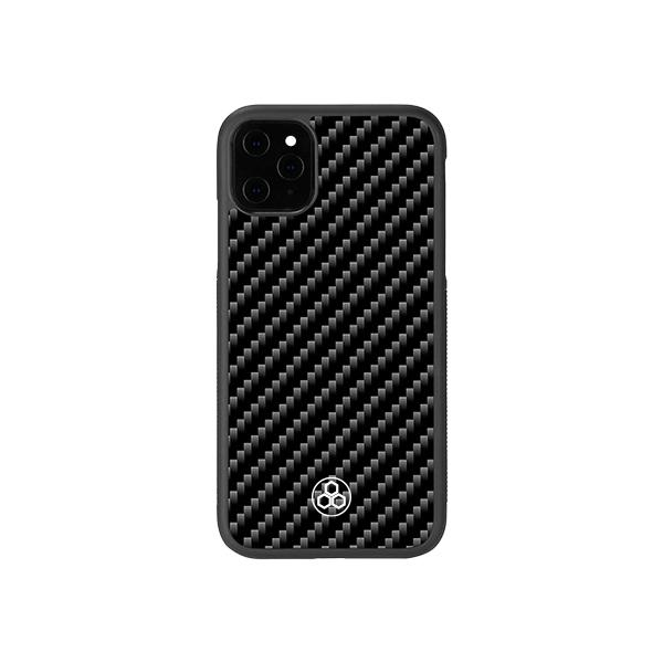 Real Carbon Fiber iPhone 11 Pro Max Phone Case Pur Carbon