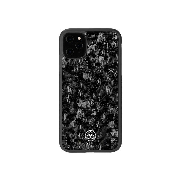 Real Forged Carbon Fiber iPhone 11 Pro Phone Case Pur Carbon