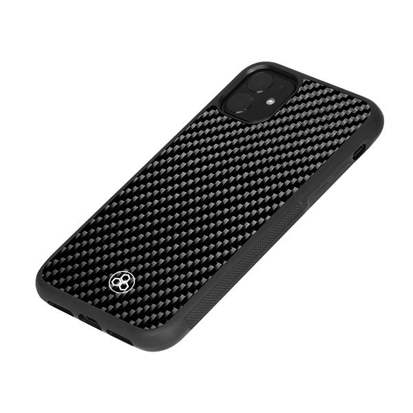 iPhone 11 Phone Case Real Carbon Fiber Pur Carbon
