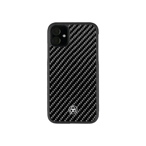 Carbon Fiber iPhone 11 Case Pur Carbon
