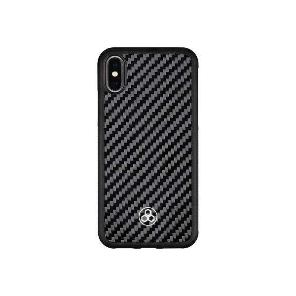 iPhone X and XS Real Carbon Fiber Phone Case Pur Carbon