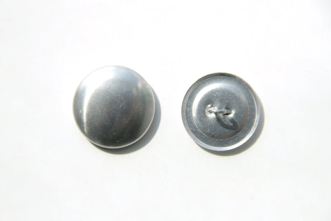 Cover Button - 22mm, Round, Wire Back - KEY Handmade  - 1