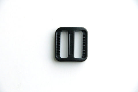 Plastic Tri-Bar Slide - 3/4 inch, Heavy Duty - KEY Handmade  - 1