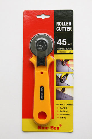 Rotary Cutter - 45mm, Nine Sea - KEY Handmade  - 1