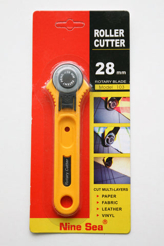 Rotary Cutter - 28mm, Nine Sea - KEY Handmade  - 1