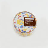 Masking Tape - ROUND TOP, DREAM, 20mm x 5m - KEY Handmade  - 2