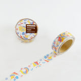 Masking Tape - ROUND TOP, DREAM, 20mm x 5m - KEY Handmade  - 3