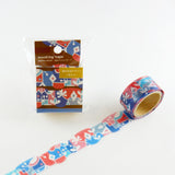 Masking Tape - ROUND TOP, CHIYO, 20mm x 5m - KEY Handmade  - 3