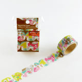 Masking Tape - ROUND TOP, FUJI, 20mm x 5m - KEY Handmade  - 3