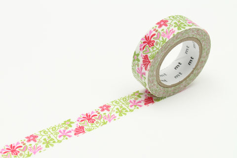 Masking Tape - mt x Nordic countries, alma pink, 15mm x 10m