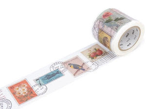 Masking Tape - mt ex, Stamp, 45mm x 10m - KEY Handmade  - 1