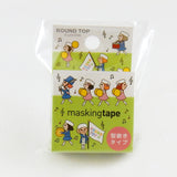 Masking Tape - ROUND TOP, Marching Band, 20mm x 5m - KEY Handmade  - 2