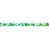 Masking Tape - PINE BOOK Nami-Nami Deco Masking Tape, Watercolor Clover, 8mm x 8m - KEY Handmade  - 4