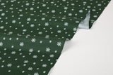 "Quarter Fabric Pack - Cotton, Dailylike ""Winter Tree"" - KEY Handmade  - 3"