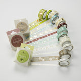 Masking Tape - ROUND TOP, Lace, 20 / 8mm x 4m - KEY Handmade  - 4