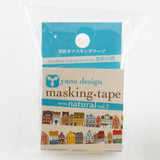 Masking Tape - ROUND TOP, Nordic Street, 20mm x 5m