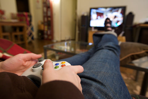 Gaming (Source: Marco Arment, Flickr)