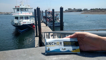 Anchor Nutrition visits Rye, NH