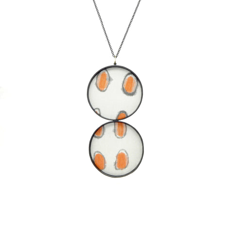 double large drawing pendant: eggs