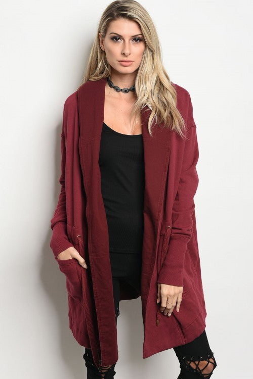 Bailey Hooded Jacket