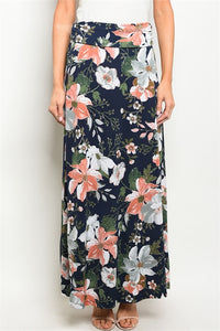 Eleanor Floral Maxi Skirt