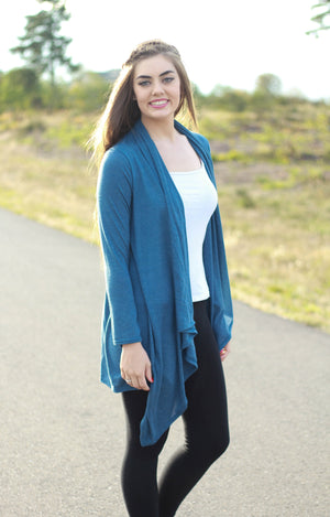 Madison Wrap Cardigan