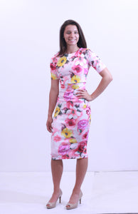Betty Floral Dress