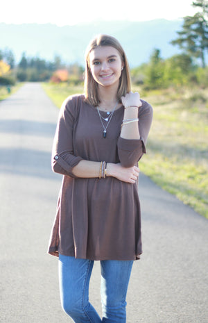 Hannah Sweater Tunic