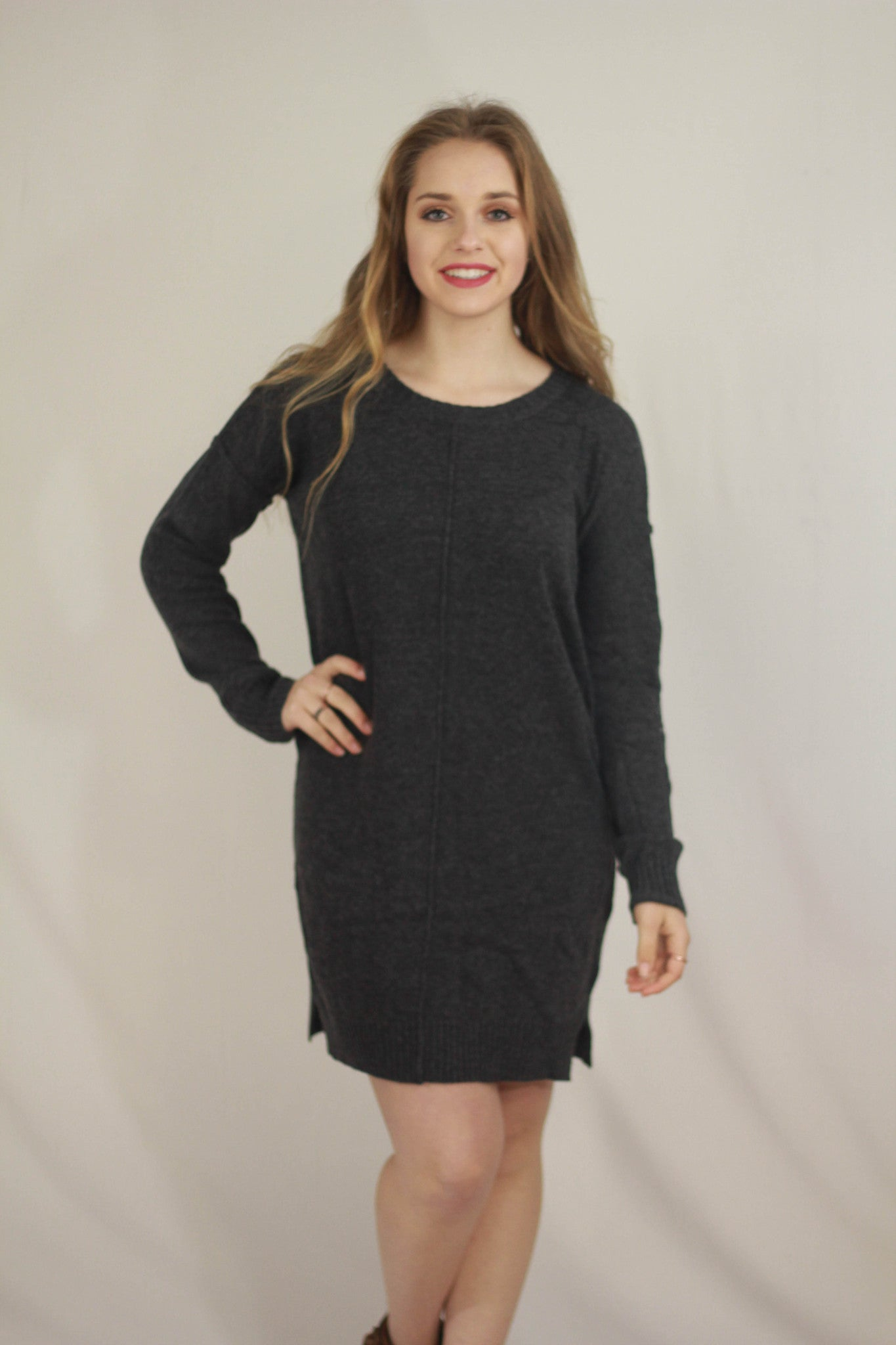 Lauren Sweater Dress