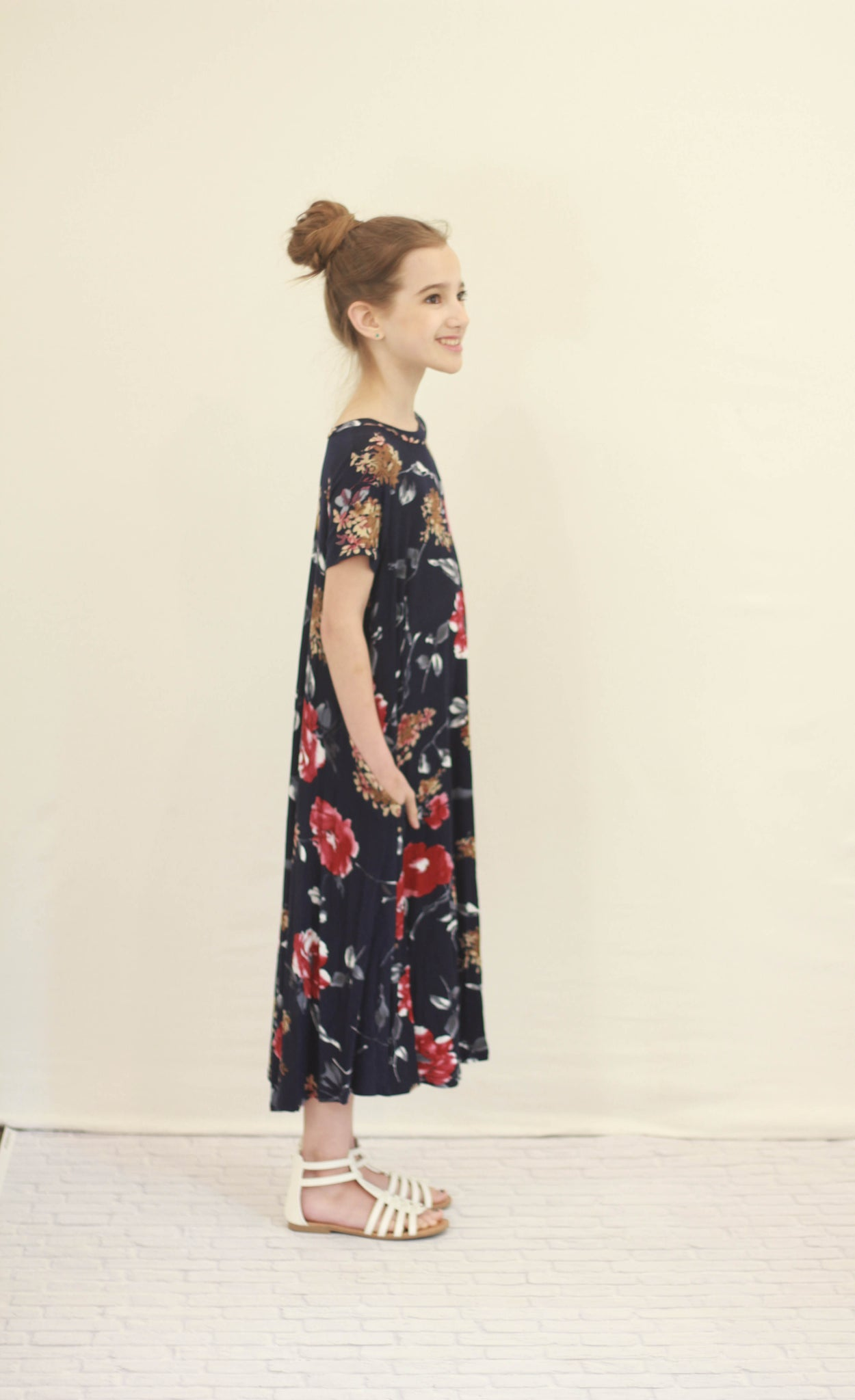 Kenzie Floral Swing Dress