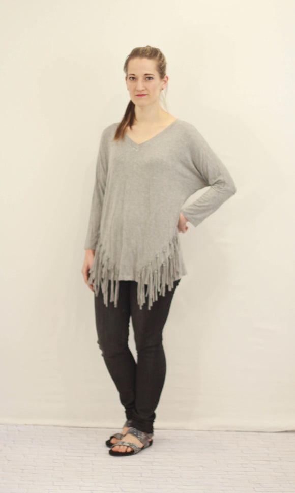 Fringe Detail Top