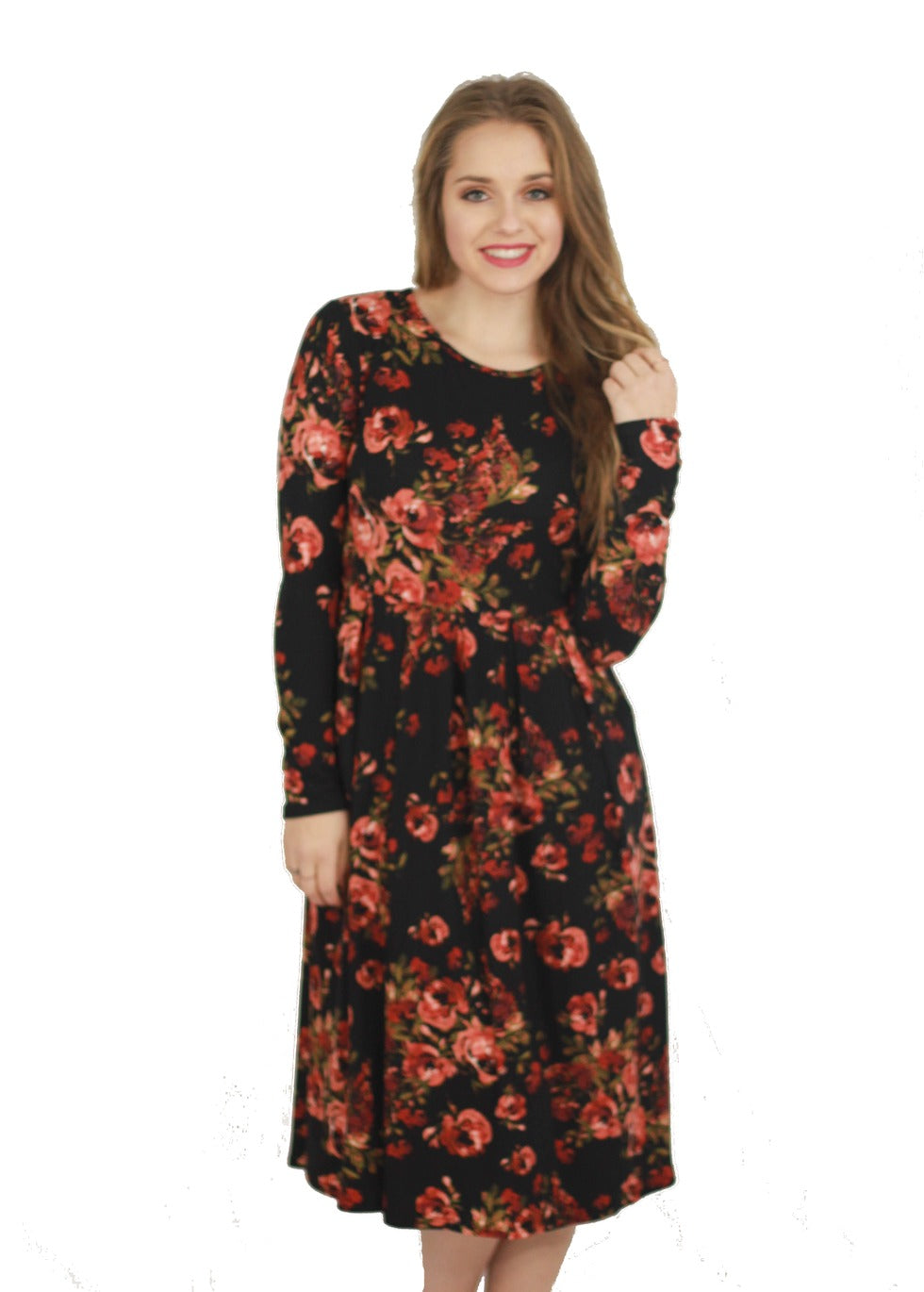 Rosalie Floral Dress