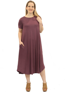 Evelyn Swing Dress