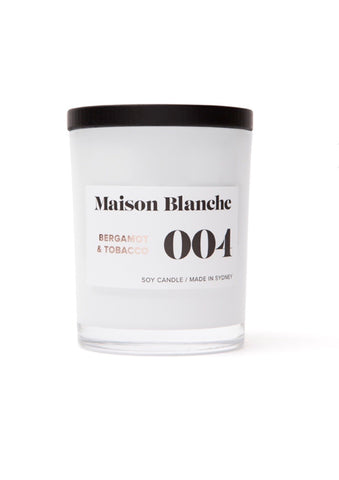 Maison Blanche Candle
