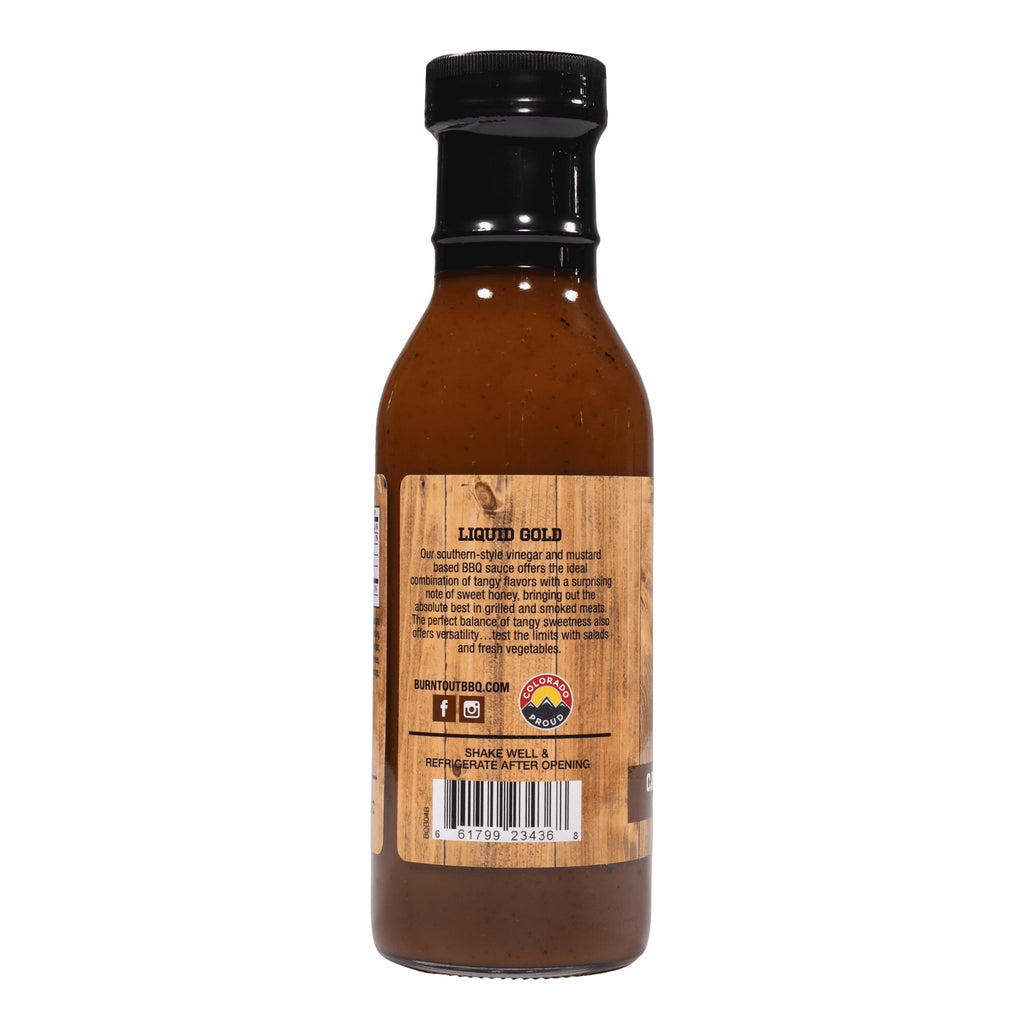 Tangy Carolina BBQ Sauce - BurntOut BBQ Co.