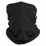 USA reusable gaiter masks - Black