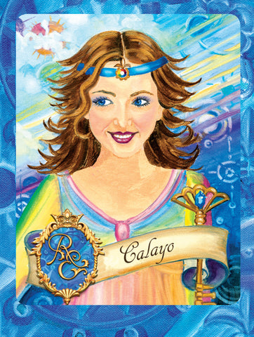 Calayo's Collector Card Pack