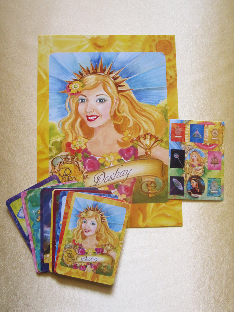 Deshay's Collector Card Pack