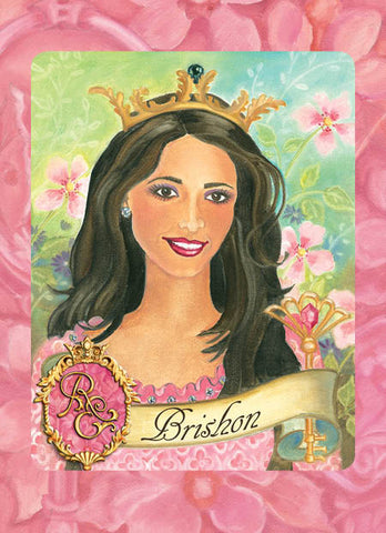 Brishon's Collector Card Pack