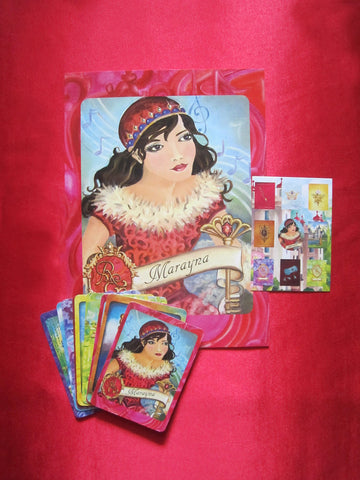 Marayna's Collector Card Pack
