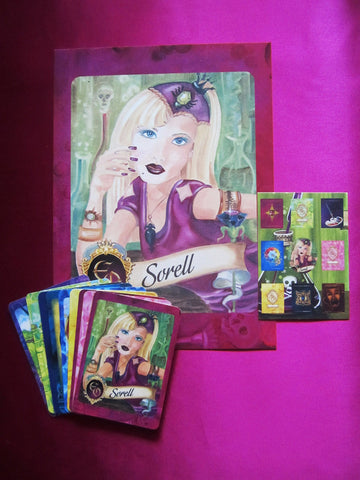 Sorell's Collector Card Pack